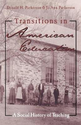 Transitions in American Education book