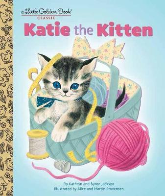 Katie the Kitten book