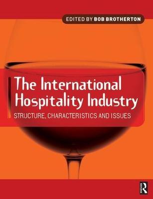 International Hospitality Industry book