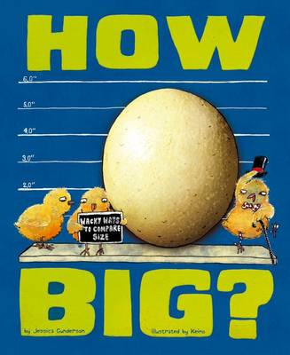 How Big? by Jessica Gunderson