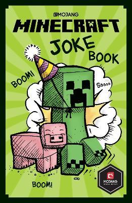Minecraft Joke Book book