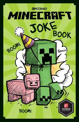 Minecraft Joke Book by Mojang AB