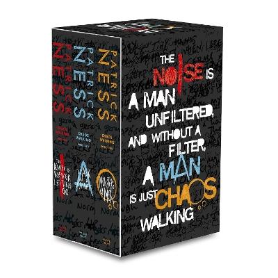 Chaos Walking 10th Anniversary Slipcase by Ness Patrick
