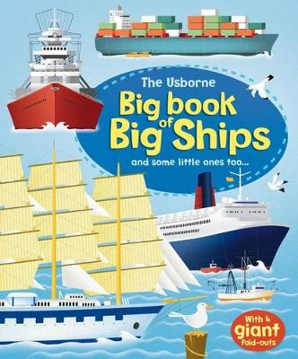 Big Book of Big Ships by Minna Lacey
