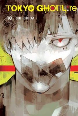 Tokyo Ghoul: re, Vol. 10 by Sui Ishida