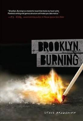 Brooklyn, Burning by Steve Brezenoff