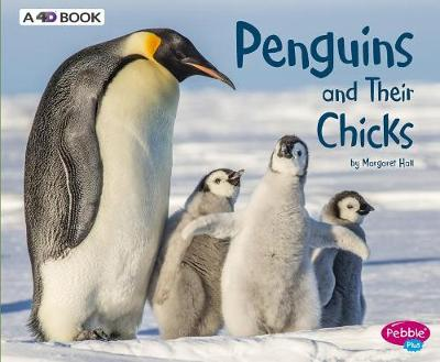 Penguins and Their Chicks by Margaret Hall