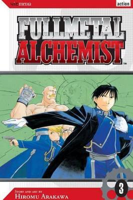 Fullmetal Alchemist, Vol. 3 by Hiromu Arakawa