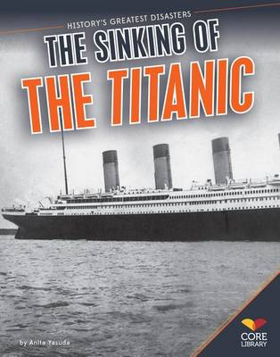 Sinking of the Titanic by Anita Yasuda