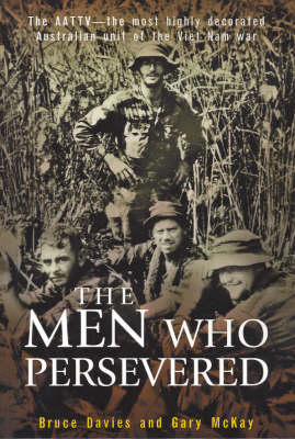 Men Who Persevered by Bruce Davies