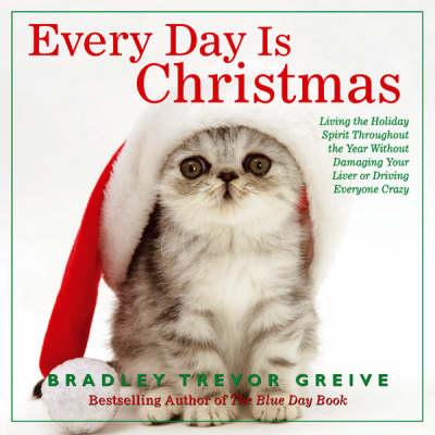 Every Day is Christmas by Bradley Trevor Greive