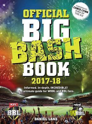 Big bash Book 2017-18 by Daniel Lane