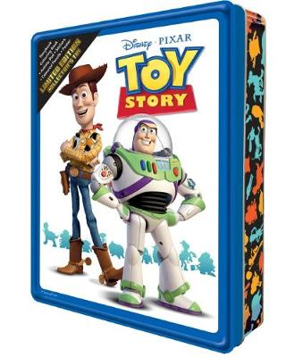 TOY STORY COLLECTOR'S TIN book