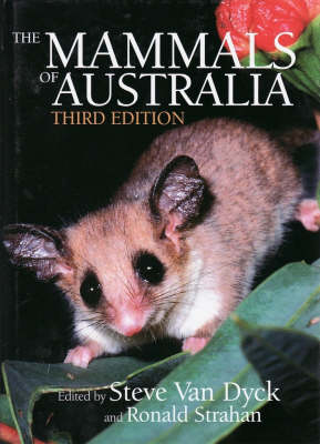 The Mammals of Australia by Ronald Strahan