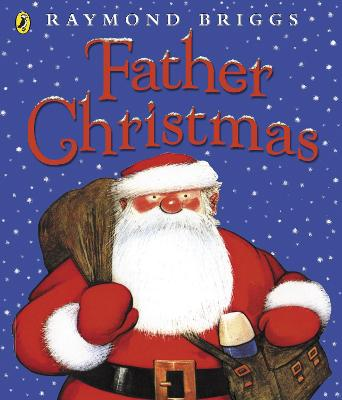 Father Christmas book