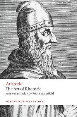 Art of Rhetoric by Aristotle
