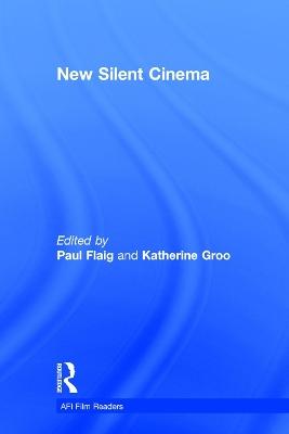 New Silent Cinema book