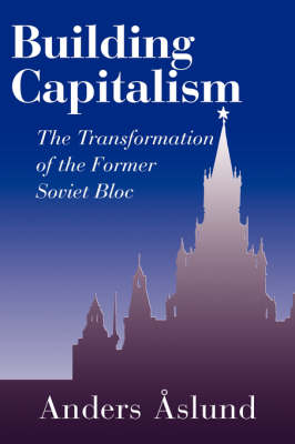 Building Capitalism by Anders Aslund