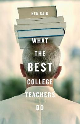 What the Best College Teachers Do book