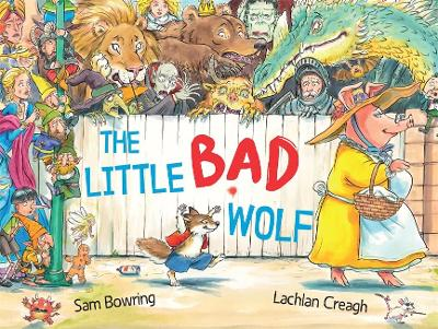 Little Bad Wolf by Sam Bowring