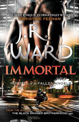 Immortal by J. R. Ward