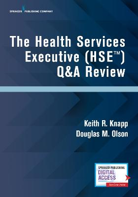 The Health Services Executive (HSE) Q&A Review book