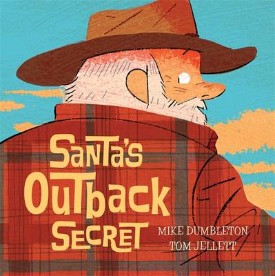 Santa's Outback Secret book