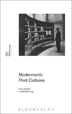 Modernism's Print Cultures book