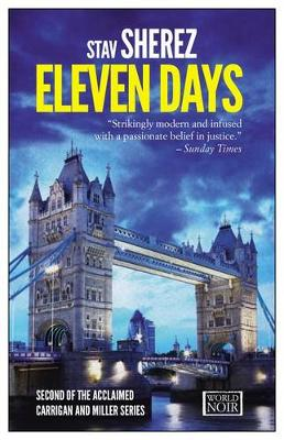 Eleven Days by Stav Sherez