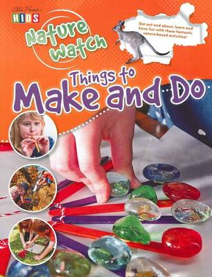 Things to Make and Do by Steve Parish