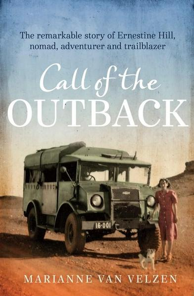 Call of the Outback by Marianne Van Velzen