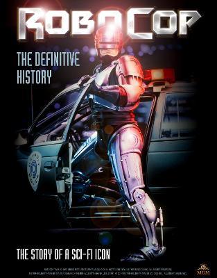Robocop by Calum Waddell