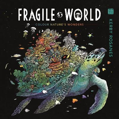 Fragile World: Colour Nature's Wonders book