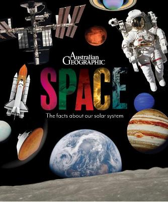 Space: The Facts About Our Solar System book