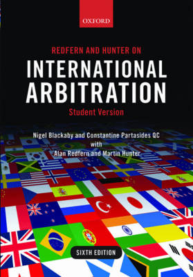 Redfern and Hunter on International Arbitration by Nigel Blackaby
