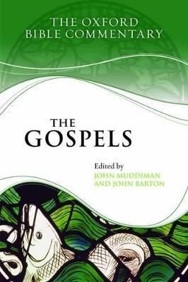 Gospels by John Muddiman