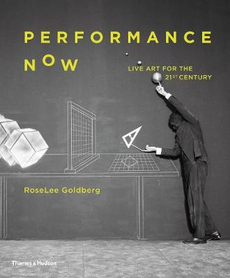 Performance Now book
