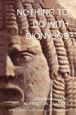 Nothing to Do with Dionysos? book