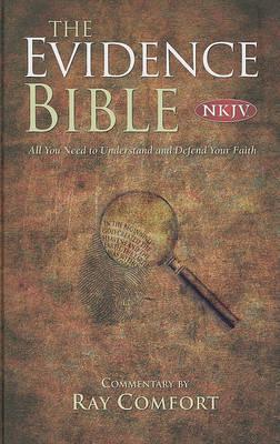 Evidence Bible-NKJV by Sr Ray Comfort