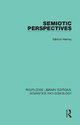 Semiotic Perspectives book