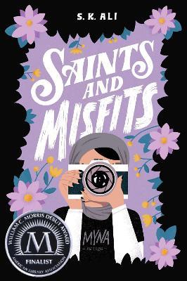 Saints and Misfits book