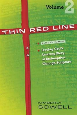 Thin Red Line, Volume 2 by Kimberly Sowell