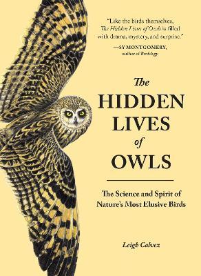 Hidden Lives Of Owls book
