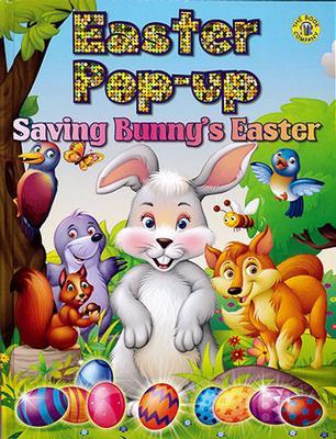 Saving Bunny's Easter book
