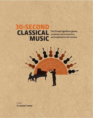 30-Second Classical Music by Joanne Cormac