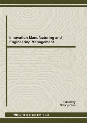 Innovation Manufacturing and Engineering Management by Yuhang Yang