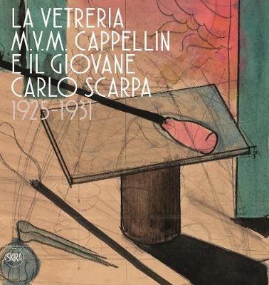 The M.V.M. Cappellin Glassworks and a Young Carlo Scarpa by Marino Barovier