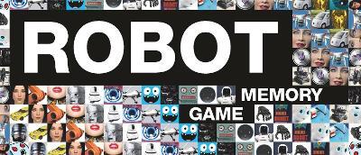 Robot memory game by Mieke Gerritzen