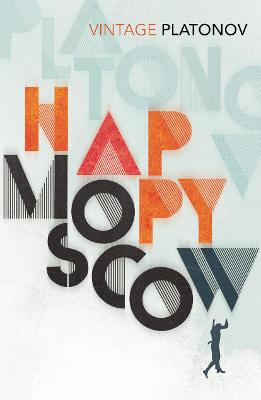 Happy Moscow book