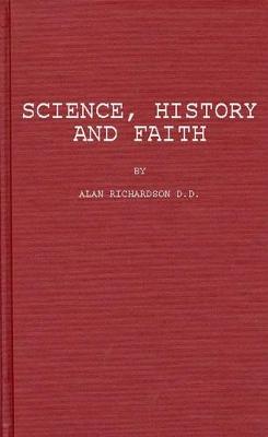 Science, History, and Faith book